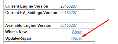 2_up-repair-settings