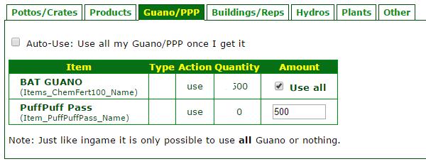 guano-specific